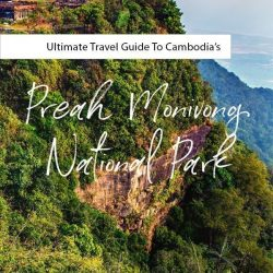 Phnom Bokor National Park Cambodia South East Asia