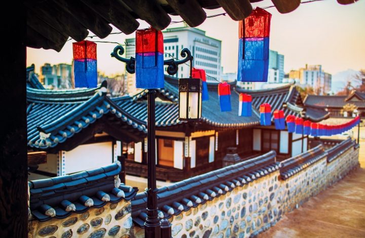 nansamhol hanok village a travel diary