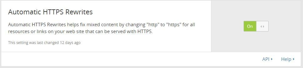 Changing from HTTP to HTTPS in Wordpress