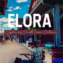 Things to do in St. Jacobs and Elora, Ontario
