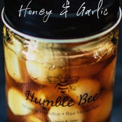 Garlic Honey Recipe and Benefits of Honey and Garlic